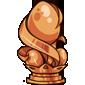 Bronze Egg Saver 2017 Trophy