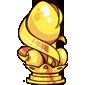 Gold Egg Saver 2017 Trophy