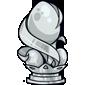 Silver Egg Saver 2017 Trophy