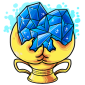 Gold Crystal Competitor