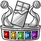Silver Candy Quest 5