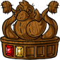 Wooden Plushie Quest 2