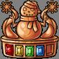Bronze Snowman Quest 4