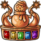 Bronze Snowman Quest 5