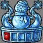 Crystal Snowman Quest 1