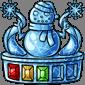 Crystal Snowman Quest 3