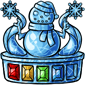 Crystal Snowman Quest 4