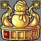 Gold Snowman Quest 1