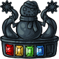 Metal Snowman Quest 4