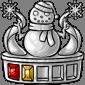Silver Snowman Quest 2