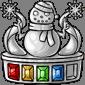 Silver Snowman Quest 4