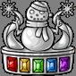 Silver Snowman Quest 5