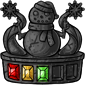 Stone Snowman Quest 3