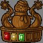 Wooden Snowman Quest 3