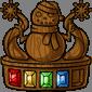 Wooden Snowman Quest 4