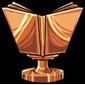 Book Reading Bronze