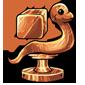 Ice Snake Bronze
