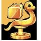 Ice Snake Gold
